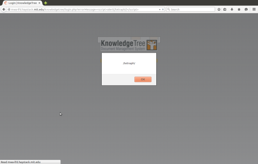 knowledge tree_xss